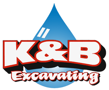 K&B Excavating Logo